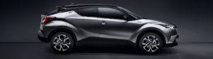 Toyota-C-HR-Black